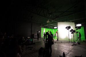 green screen studio in los angeles