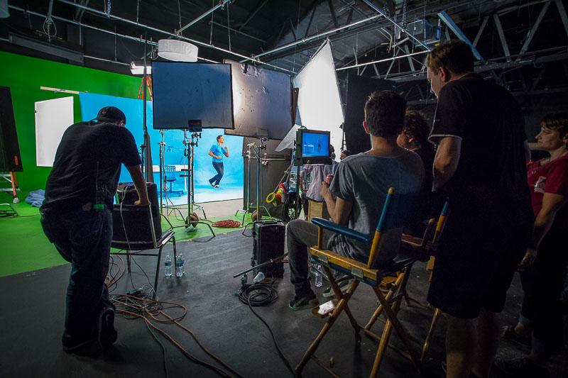 green screen studio in la