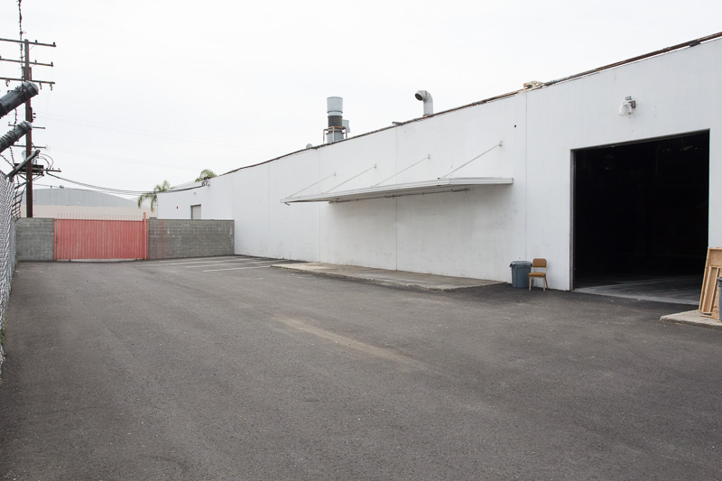 Film Studio in LA - Standing Sets in Los Angeles