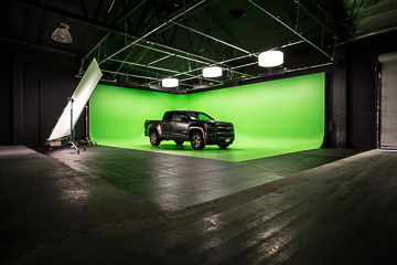 green screen studio in la for filming