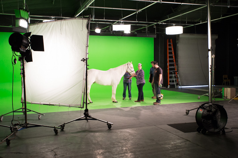 green screen studio in la