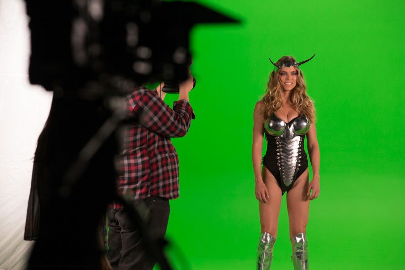 green screen los angeles studio