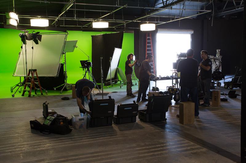 green screen studio los angeles