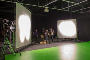 green screen studio near me