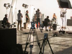 hollywood green screen studio