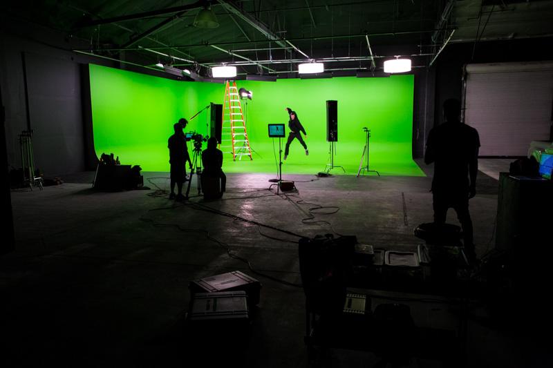 green screen studio burbank